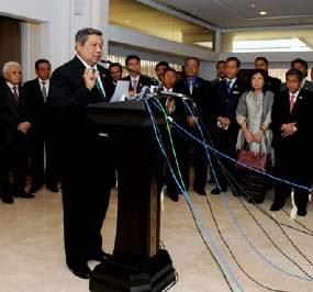 Alasan SBY Batal Ke Belanda