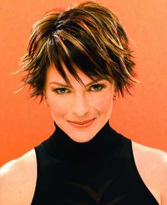short haircuts for round faces and thin. short hairstyles for round