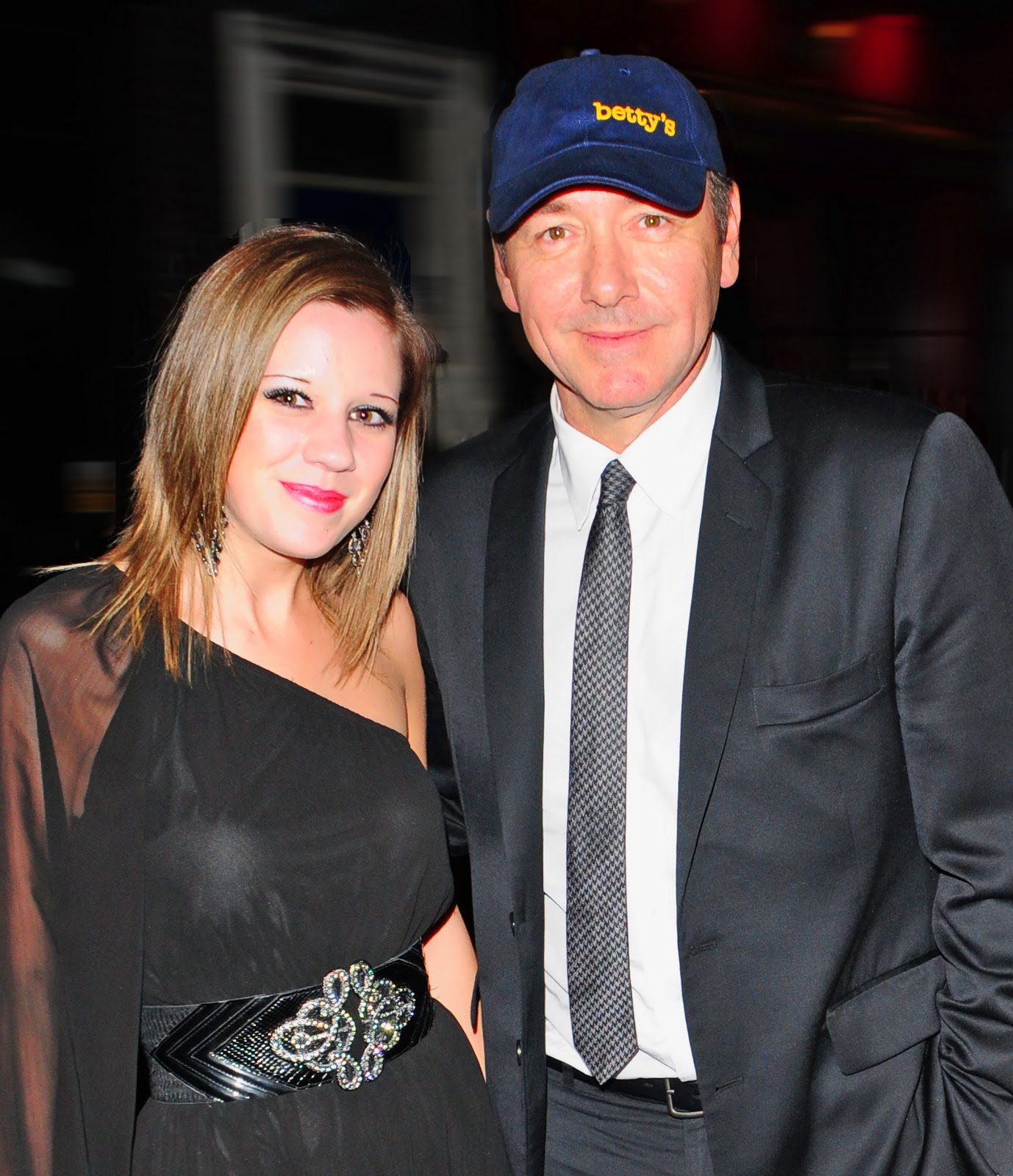 Kevin Spacey Married 2...