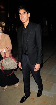London Celebrity Photographer David Kerr : Dev Patel ...