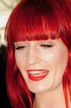 London Celebrity Photographer David Kerr : Florence and the Machine ...