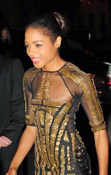 London Celebrity Photographer David Kerr : Naomie Harris ...