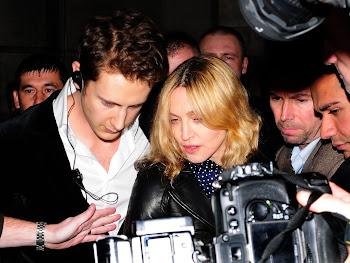London Celebrity Photographer David Kerr : Madona ...