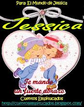"""Saludo para """"El Mundo de Jessica"""""""