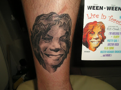 How willing are you to show off your love for Ween?