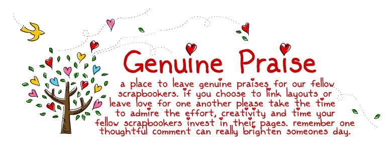 Genuine Praise