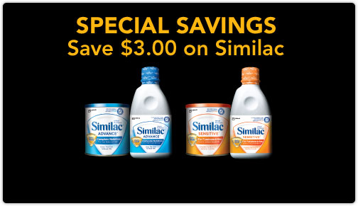 Similac coupons walmart