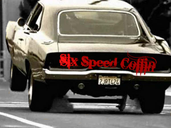 Six Speed Coffin