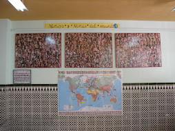 Niños y niñas de 36 nacionalidades