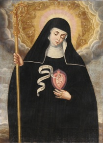 St. Gertrude...Pray for us!!!