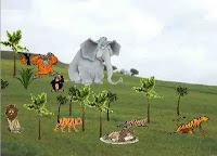 ARRASTRAR ANIMALES SALVAJES
