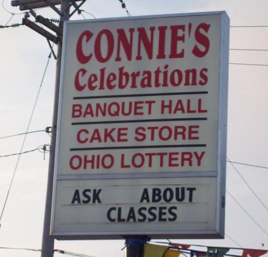 Connie's Celebrations