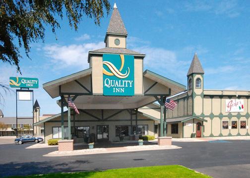 Quality Inn - Gaylord MI.