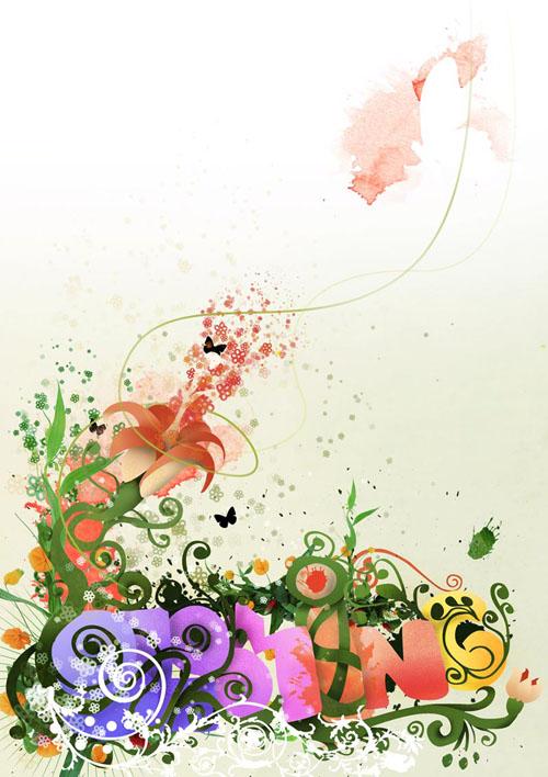 Contoh Gambar Desain Grafis diambil dari angelajustine-89.blogspot.com
