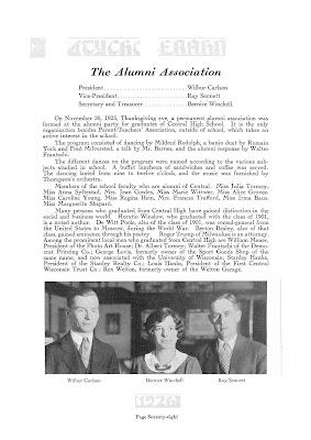 (Reprint) 1928 Yearbook: Lincoln High School, Milwaukee, Wisconsin 1928 Yearbook Staff of Lincoln High School