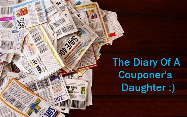 The Diary Of  A Couponer's Daughter