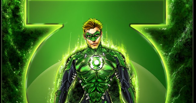 Green lantern # 4