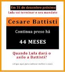 Liberdade ao preso político do Governo Lula-Dilma.