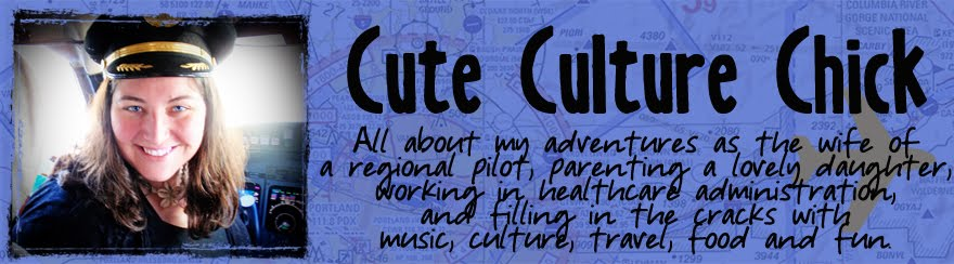The Culture-Loving Pilot Wife