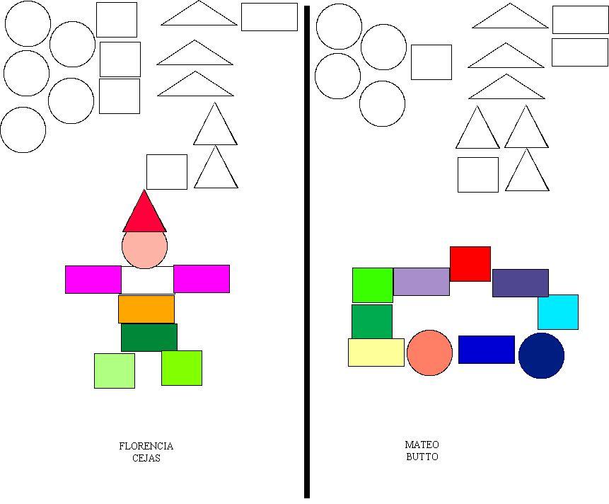Pin Figuras Geometricas Para Armar Images Pic on Pinterest