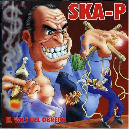 Ska-p Discografia completa El-vals-del-obrero