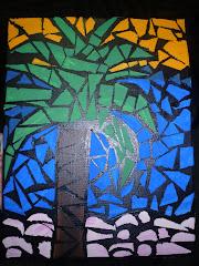 'Faux-saic' Mosaic