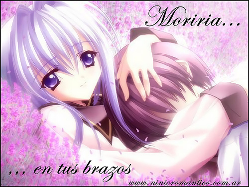 amor anime. angeles de amor anime.