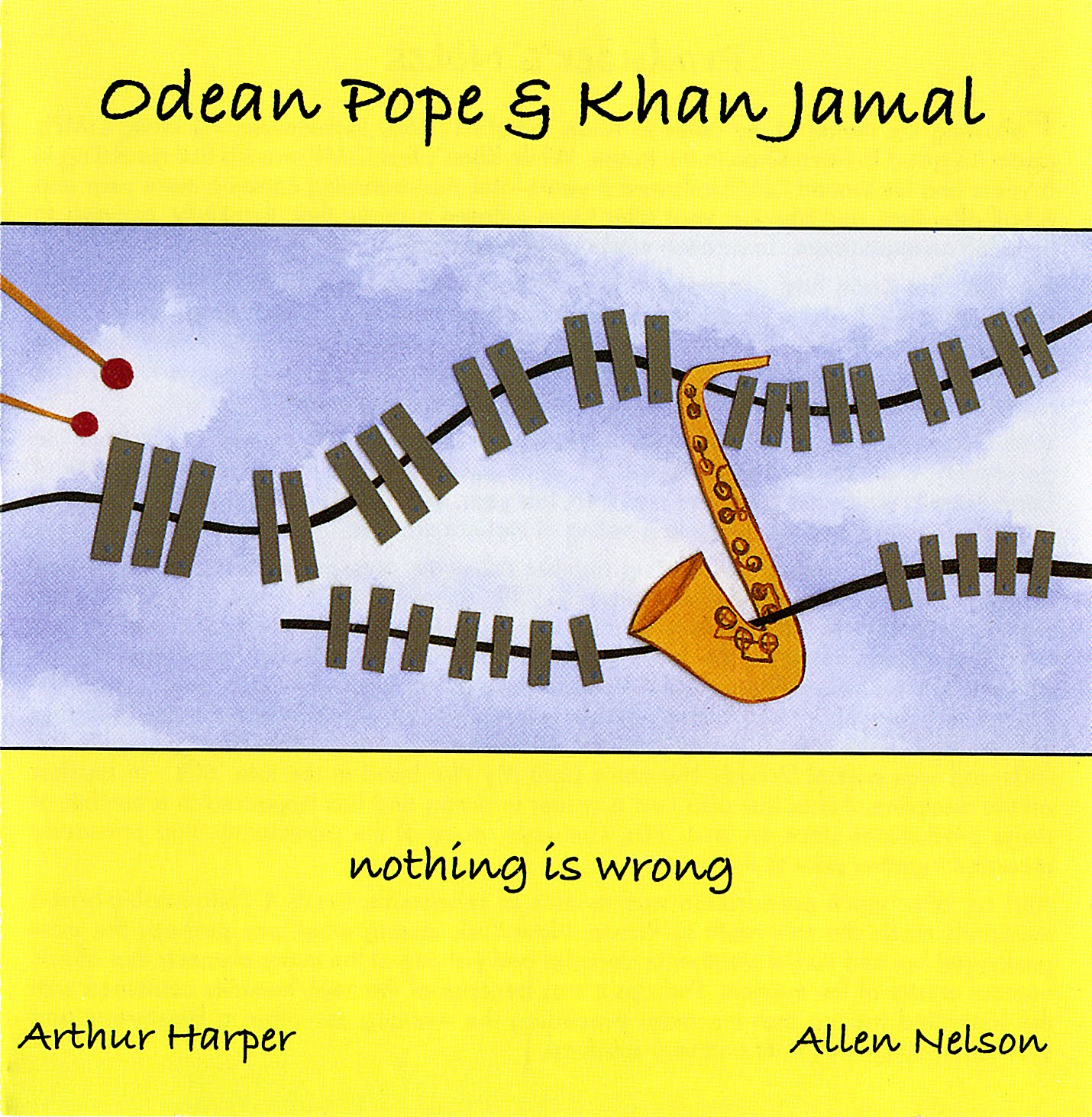 Odean Pope Trio - To The Roach