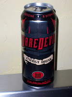Dare Devil Energy Drink
