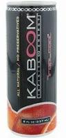 Kaboom Tropicool Energy Juice