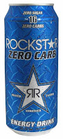 Rockstar Energy Drink - Zero Carb