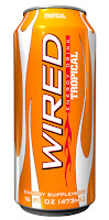 Wired Tropical Energy Drink