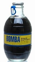 Bomba Black Currant Energy Drink