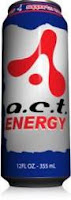 ACT Energy Drink - 12 Ounce Can