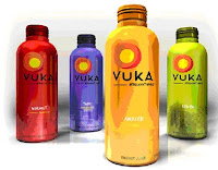 Vuka Intelligent Energy Drinks