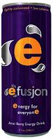 eFusjon Energy Drink