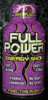 Full Power Energy Shot