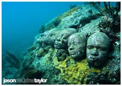 Underwater Art Galleries & underwater operations noise.