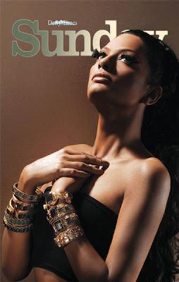 Pakistani model Rachel