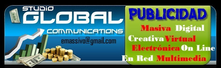 GLOBAL COMMUNICATIONS TE OFRECE PUBLICIDAD VIRTUAL