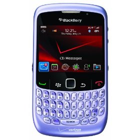 BlackBerry Curve 8530 Verizon Wireless BlackBerry Curve 8530 Phone, Violet (Verizon Wireless)