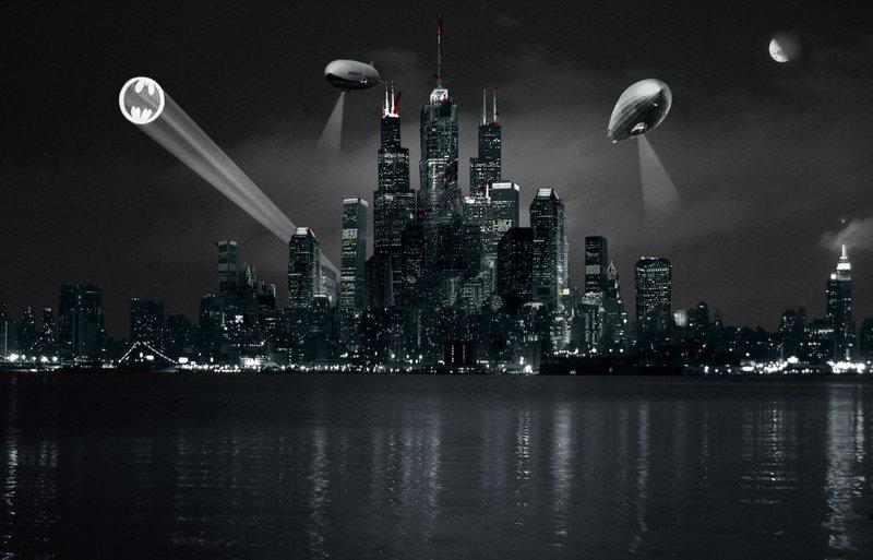 Ruas da cidade Gotham_city_by_dblake