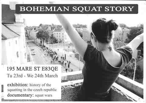 Info Cafe :: Squat Story from Milada and Rozbrat