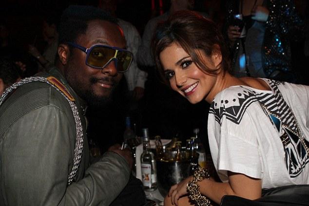will i am black eyed peas. made the Black Eyed Peas