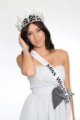 Miss World New Zealand 2010