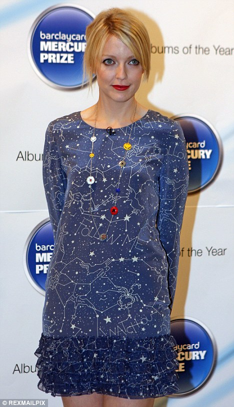 Admission: Dj Lauren Laverne Has Said That Her Decision To Start A