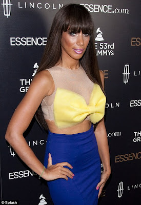 Barbie Girl: Leona Lewis Stepped Out Again Last Night At The 2nd