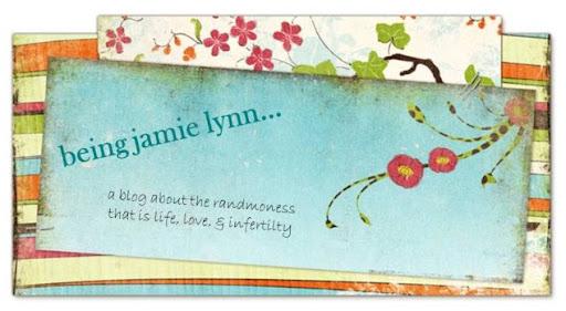 being jamie lynn...