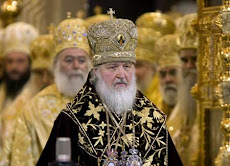 His Holiness Kirill, Patriarch of Moscow and All Russia