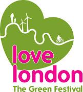 Love London The Green Festival Logo. เขียนโดย isarakul ที่ วันศุกร์, .